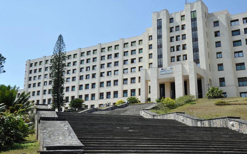 春井除湿机,中标古巴国家图书馆和古巴国立医院项目